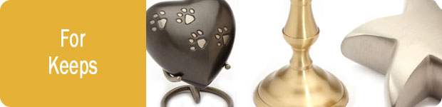 Token Pet Ashes Urns