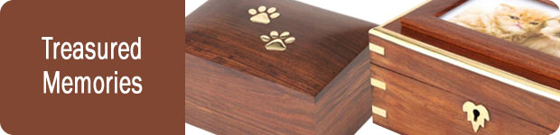 Keepsake Memory Boxes