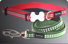 Reflective Dog Collars & Leads