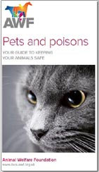 Pets and Poisons - keeping your animals safe