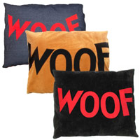 Doza Dog Cushion Woof