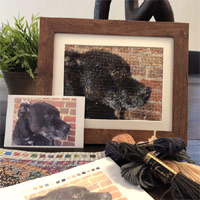 Your Dog Tapestry Kit