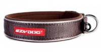 EzyDog Neo Dog Collar Chocolate