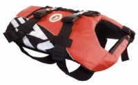 EzyDog Dog Life Jacket Red