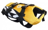 EzyDog Dog Life Jacket Yellow