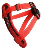 EzyDog Harness Red