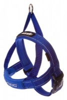 EzyDog Harness Quick Fit Blue