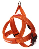 EzyDog Harness Quick Fit Orange