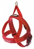 EzyDog Harness Quick Fit Red