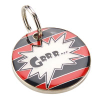 Dog ID Tag by K9 - Grrr