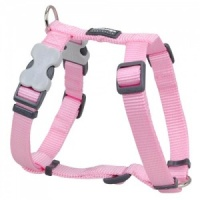 Red Dingo Pink Dog Harness