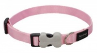Red Dingo Pink Dog Collar