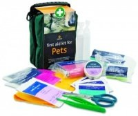 pre-packed pet first aid kit