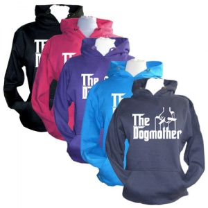 The Dogmother Slogan Hoodie