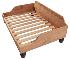 berkeley wooden dog bed frame - Dog Bed Frame