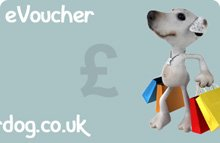 online dog gift vouchers