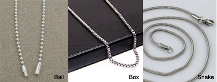 Chelsea ball box chain