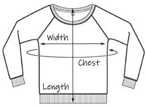 measure for your dog lover sweatshirt
