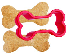 dog biscuit kit cutter