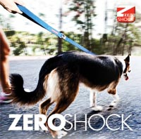 Zero Dog shock absorbing bungee dog leads by EzyDog