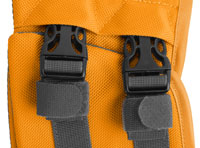 Ruffwear Float Coat straps