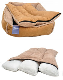 giant cradle dog bed for very large and giant breeds