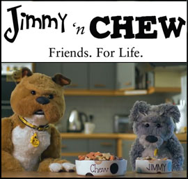 Jimmy and Chew