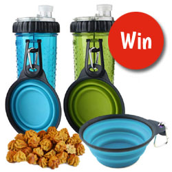 Win a Snack-Duo Bottle