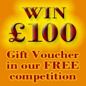 win £100 in our 10th birthday competition