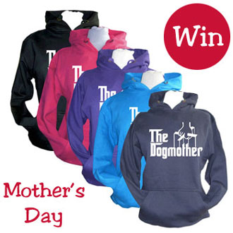 Win a The Dogmother Hoodie