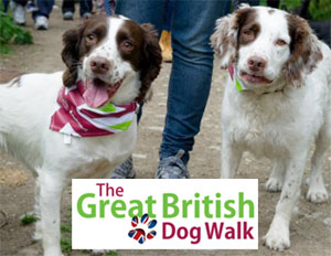 Hearing Dogs for Deaf People Great British Dog Walk
