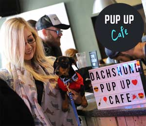 Pup Up Cafe Events