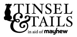 Mayhew's Christmas Tinsel and Tails Event