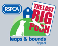 RSPCA Leaps and Bounds Appeal