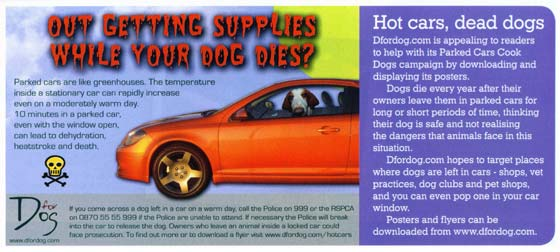 Dogs Today Magazine August 2007
