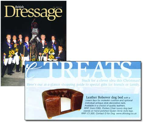 British Dressage Magazine 2010 Issue 8