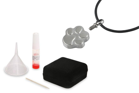 Pet Ashes Keepsake Jewellery Necklace Pet Urn