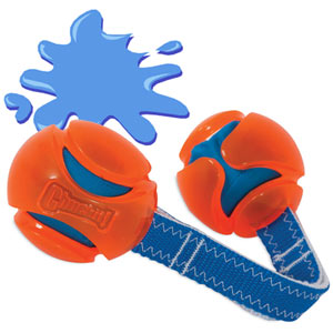 Chuckit Hydro Squeeze Duo Tug