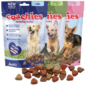 Coachies Dog Training Treats