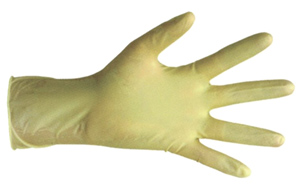 Disposable Latex Gloves x100