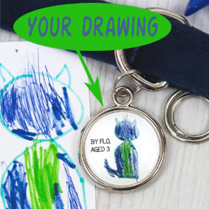 Draw Your Own Pet Tag
