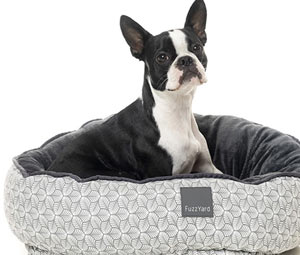 FuzzYard Reversible Dog Bed - Fandango