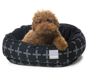 FuzzYard Reversible Dog Bed - Yeezy