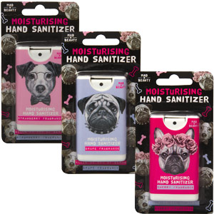 Dog-Themed Hand Sanitizer