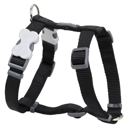 Black Dog Harness By Red Dingo