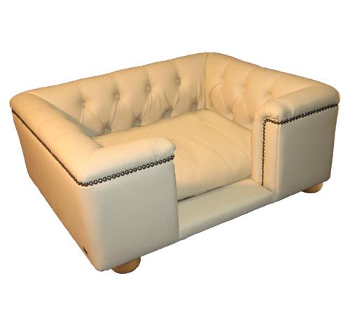 Leather Dog Beds Uk