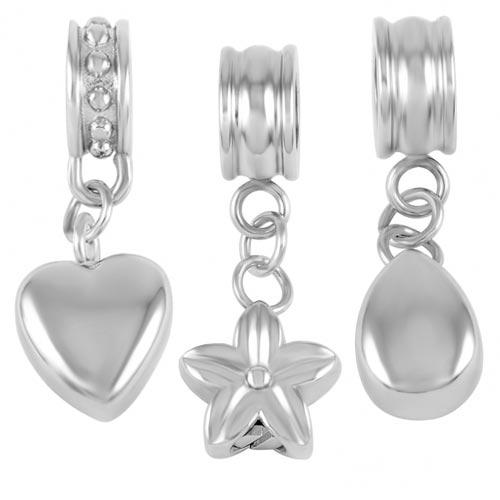 Pet Ashes Pandora Chamilia Charm Bracelet Bead Urn