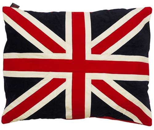 Dog Bed Medium Union Jack
