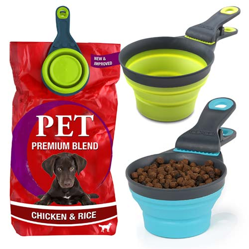 Cup Dog Food Scoop