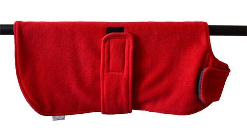 Dog Drying Coat Towel Microfibre Towelling